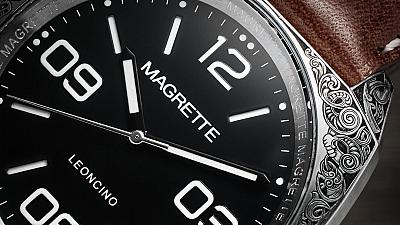 Magrette Launches Leoncino Waka
