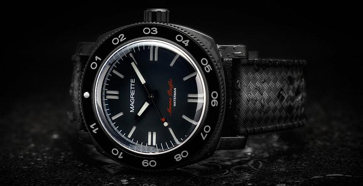Magrette Moana Pacific Waterman PVD